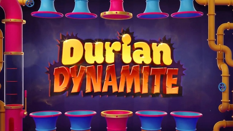 Durian Dynamite from Quickspin Packs a Wallop