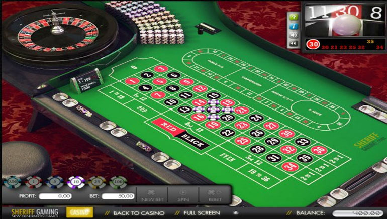 Game of the Week - Roulette is Always in Style