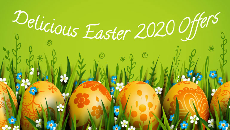 Enjoy Colorful Egg Hunts, Tournaments, and Much More This Easter