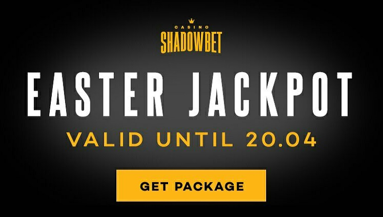Loadsa Freespins and Huge Welcome with ShadowBet Casino's Easter Jackpot