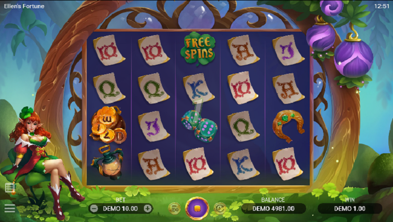 Evoplay Celebrates St Patrick's Day with Ellen's Fortune Slot