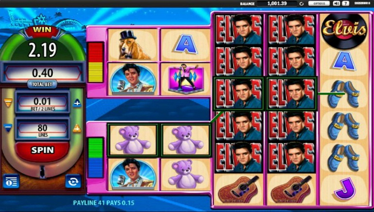 Slot Review: Elvis Lives by WMS