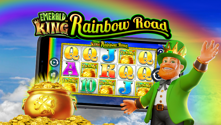 Pragmatic Play Partners With Reel Kingdom for Emerald King Slot Sequel