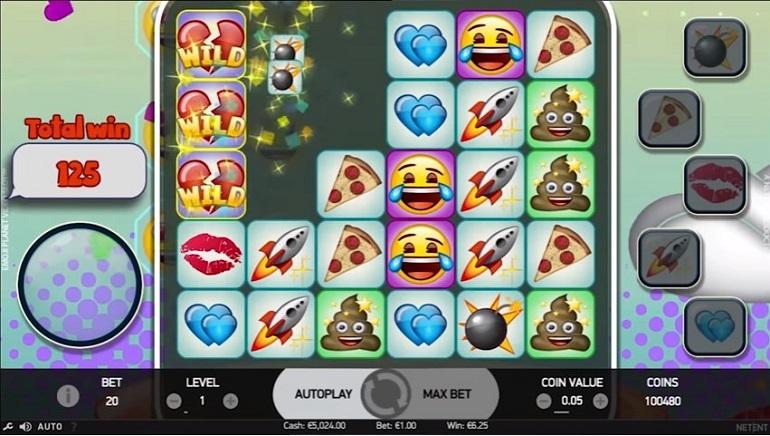 Emojiplanet Slot Releases at NetEnt Casinos