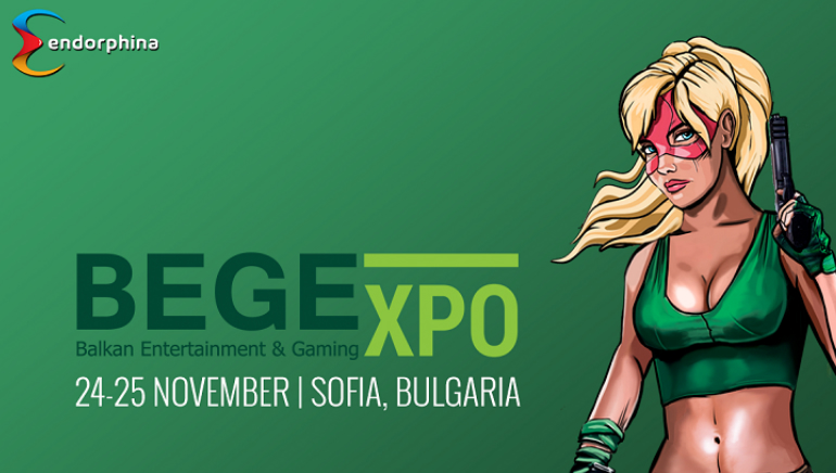 Endorphina Heading to the 2015 BEGE Expo