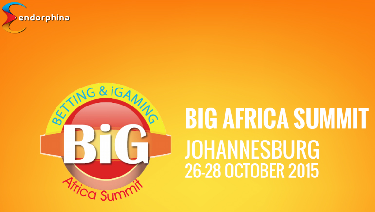 Endorphina To Attend This Month's BiG Africa Summit