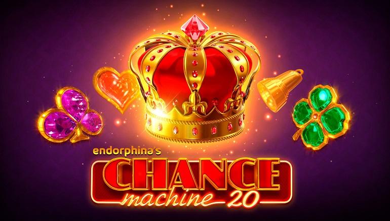 Endorphina Shines Bright With New Chance Machine 20 Slot