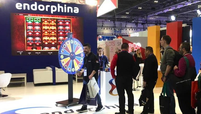 Endorphina Dubs ICE 2019 Attendance a Success