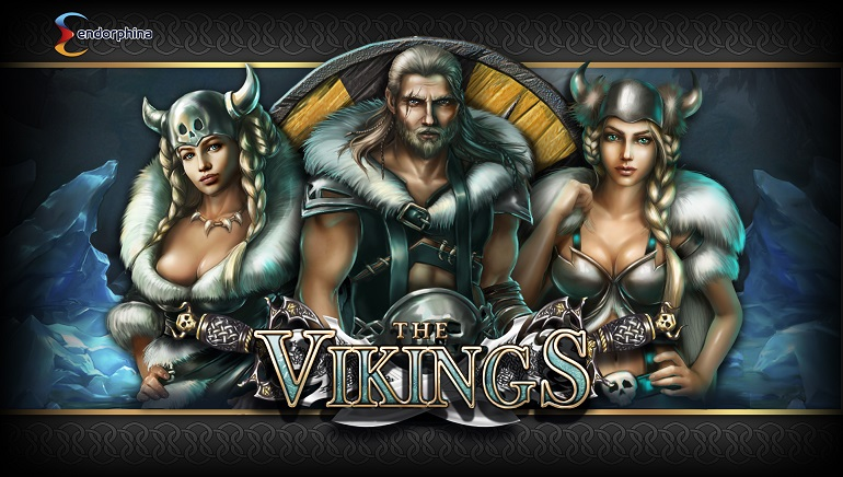 Endorphina Goes Live with The Vikings