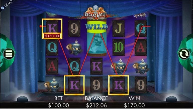 Genesis casino design