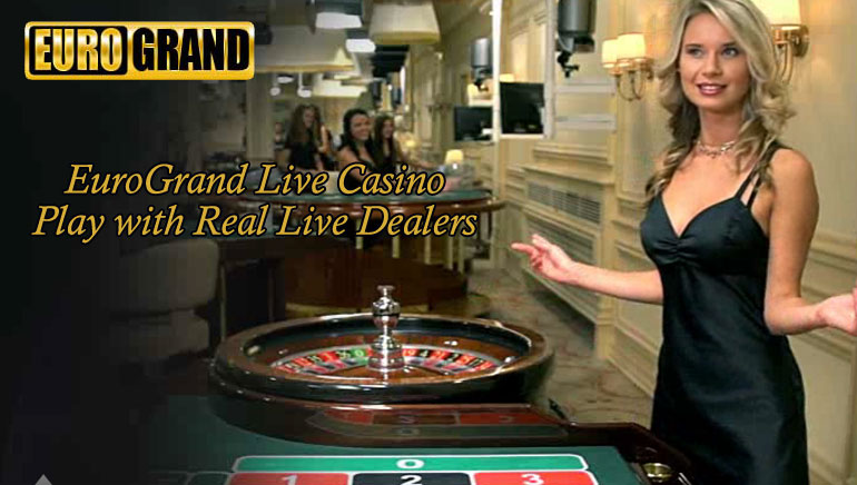 Players Build Relationships with Live Dealers at Euro Grand