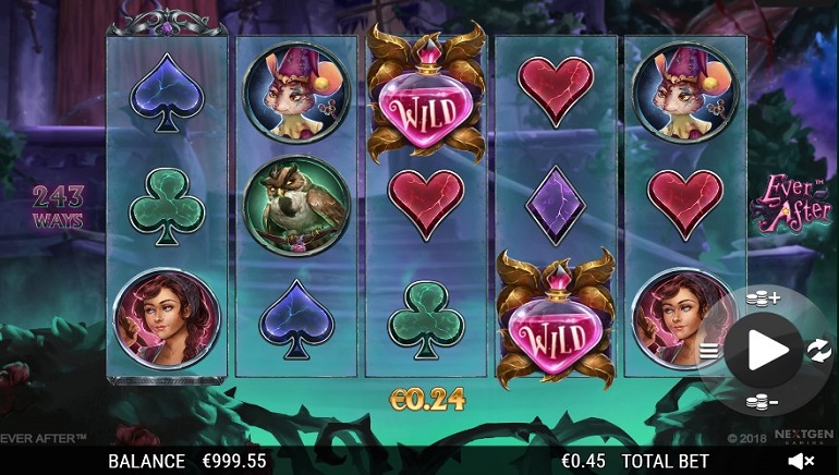 Slot Review: Ever After by NextGen Gaming