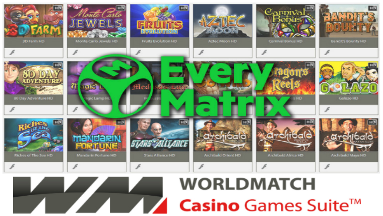 EveryMatrix and World Match Unite Forces