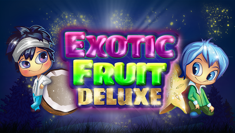 Booming Games releases Exotic Fruit Deluxe