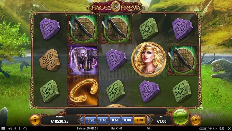 Faces of Freya from Play'n GO: A Different Kind of Norse Mythology Slot