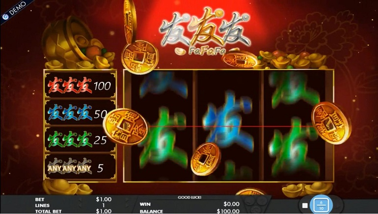 Genesis Set to Enter New Year with Three New Exciting Slots
