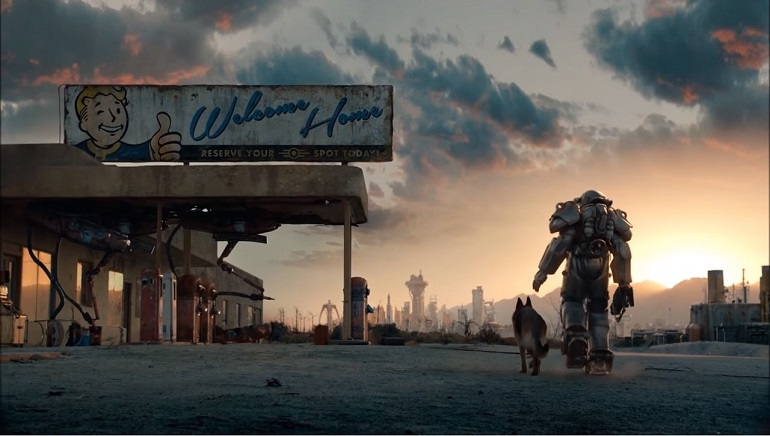 Fallout 4 Launches with Nuclear Levels of Hype