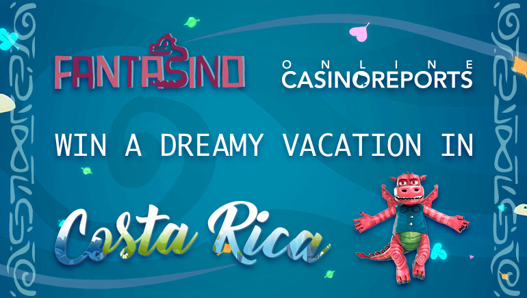 Win a Dreamy Vacation in Costa Rica at Fantasino