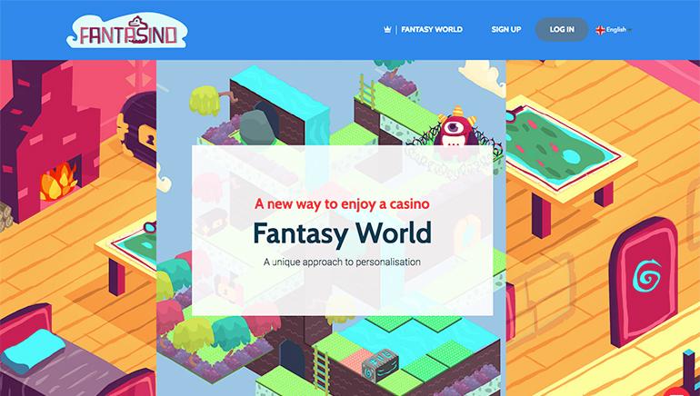 New Casino Launch: Fantasino Casino's Fantasy World Opens Gates