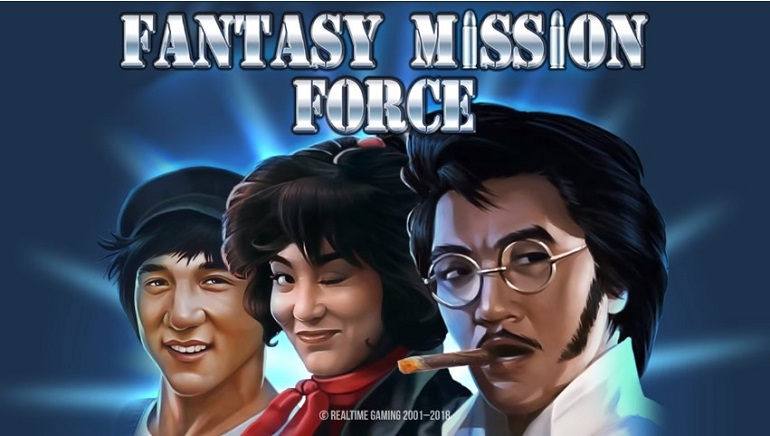 Land a Winner with Jackie Chan in RTGs Fantasy Mission Force Slot Game