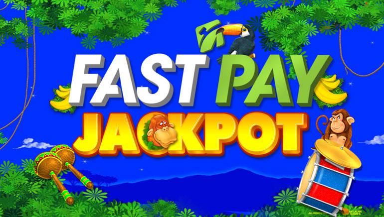 Monkey Jackpot Slot Launches on Fastpay Casino