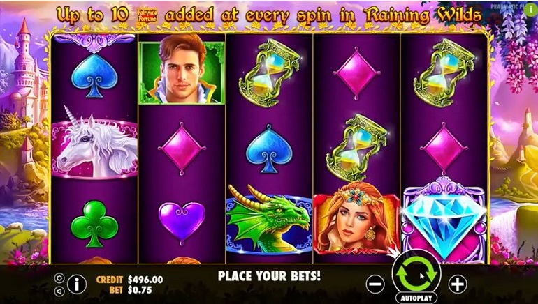Romance Is In The Air, With Pragmatic Plays' Fairytale Fortune Slot