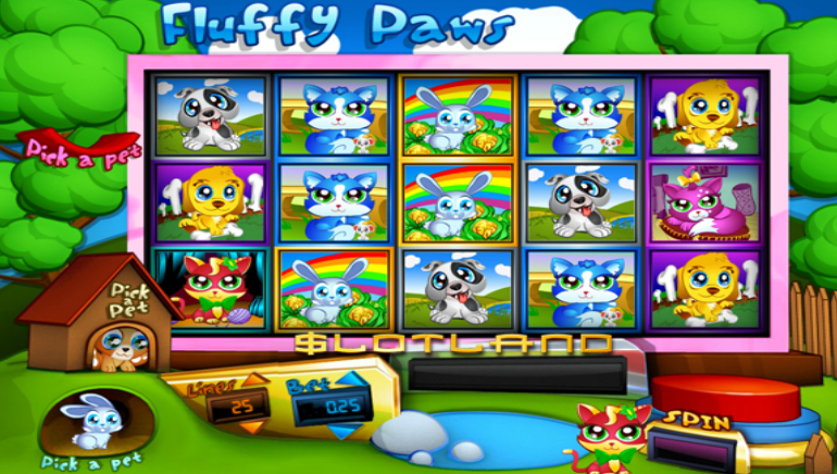 Too Cute: New Fluffy Paws Slot Releases