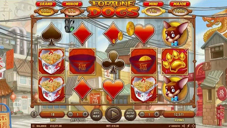 Fortune Hounds From Habanero Is A Slot With Pedigree