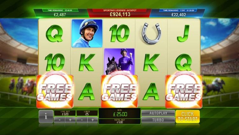 Playtech Kicks Off Sporting Legends Game Suite with New Frankie Dettori Slot