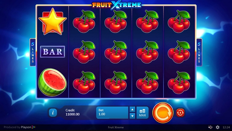 Playson Releases First New Game of 2020 – Fruit Xtreme