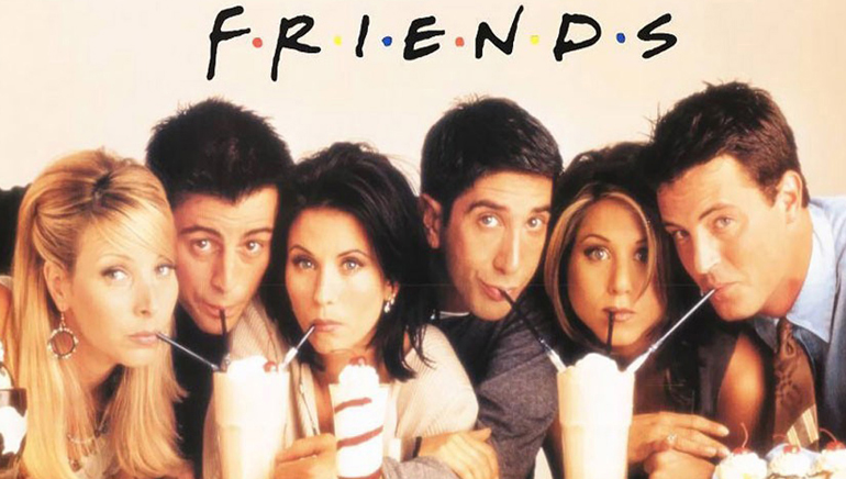 Friends: The One with All the Poker