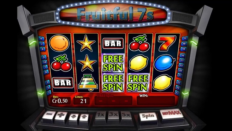 Fruitful 7s Slot Machine Online ᐈ Slotland™ Casino Slots