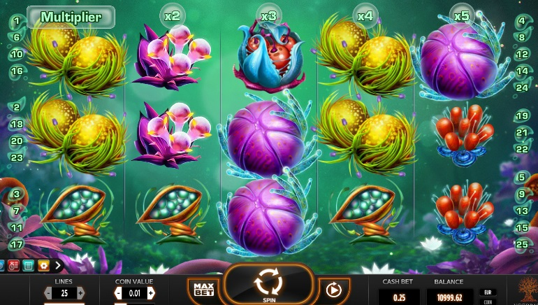 Yggdrasil Wins Big with Fruitoids Video Slot