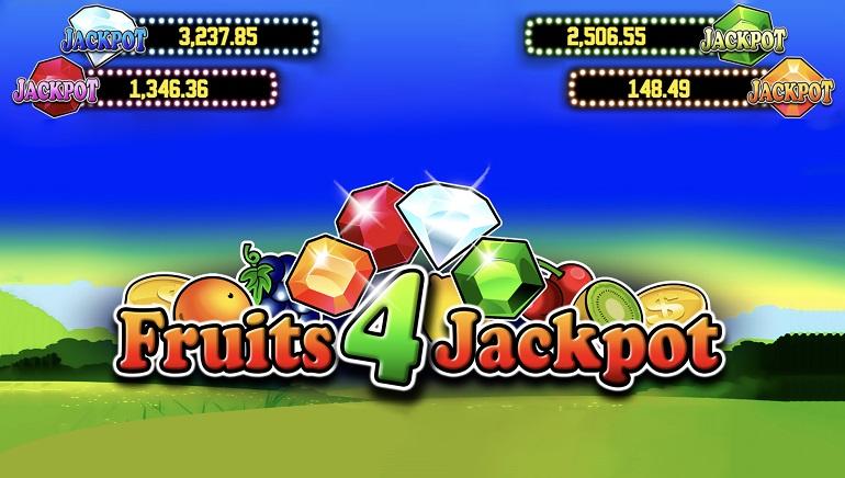Fruits4Jackpot Slot Arrives at World Match Casinos