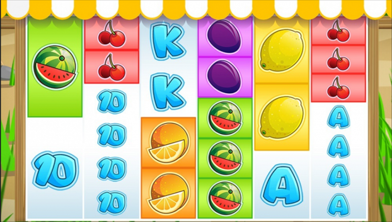 Fruit Shop MegaWays™ Slot Arrives at NetEnt Casinos