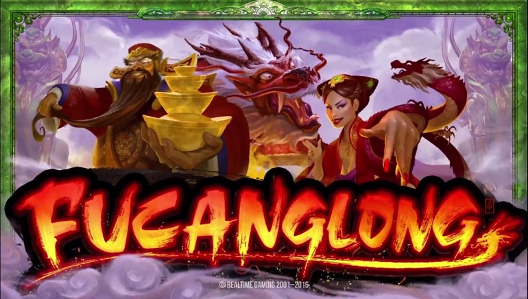 Steal Treasure from a Dragon in RTG's New Fucanglong Slot