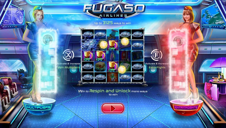 Fugaso Airlines Slot Takes to the Sky