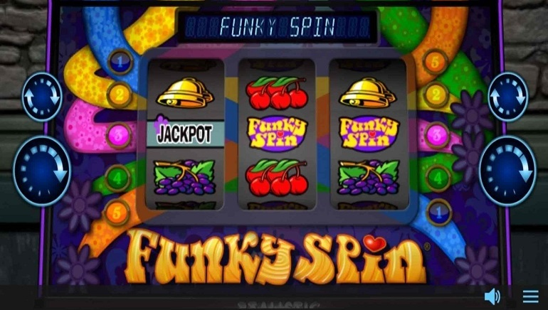 Looking at Funky Spin, Realistic Games' First Foray into Progressive Jackpots