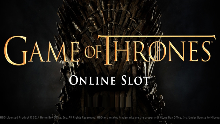 Microgaming's Game of Thrones Online Slot Released