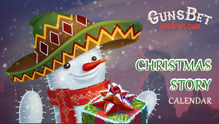 GunsBet Casino Hits the Mark with Feature-Filled Xmas Promos
