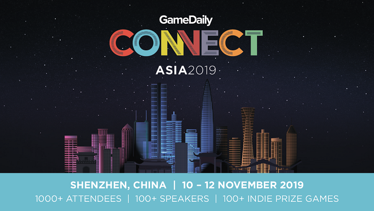GameDaily Connect Asia Game Takes Place Next Week