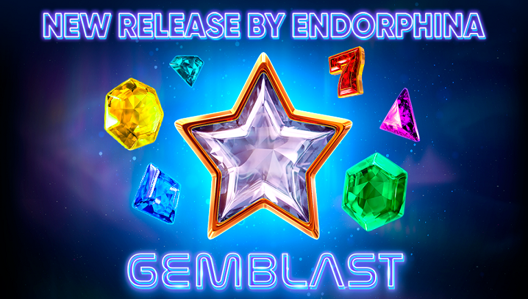 Gem Blast Slot is Released by Endorphina