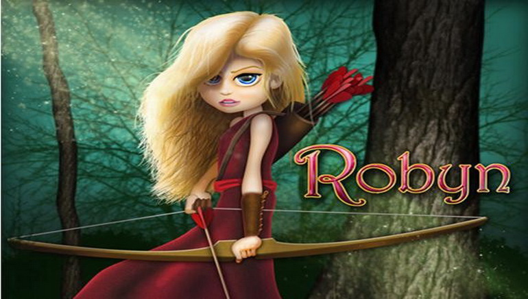 Robyn Slot from Genesis Gaming Released at Flash and HTML5 Casinos