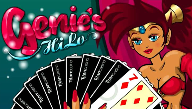 Genie's Hi Lo Progressive