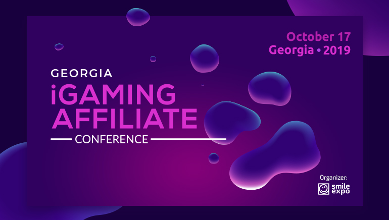 Georgia Affiliates Prepare to Smile in October at the Inaugural Georgia iGaming Affiliate Conference