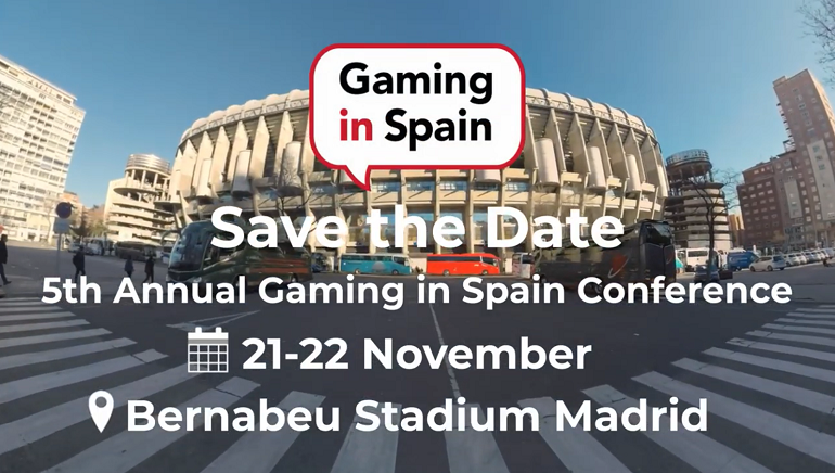 The Game in Spain Stays Mainly in the Stadium, to Benefit of All Gaming in Spain 2019 Attendees