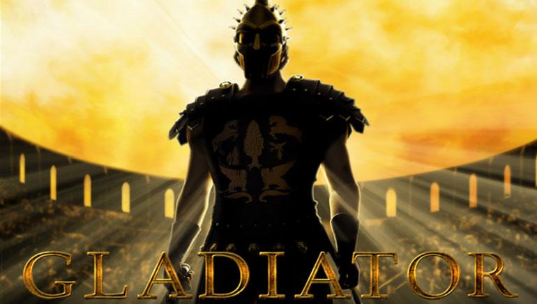 Gladiator Progressive Jackpot