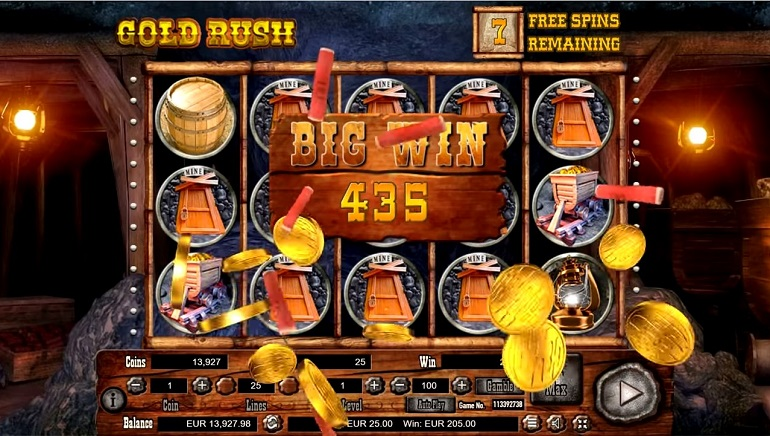 Gold Strike Slot Machine - Play Online for Free Now