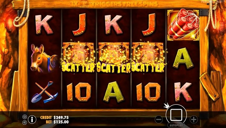 Start Digging For Riches With Pragamtic Play's Gold Rush Slot