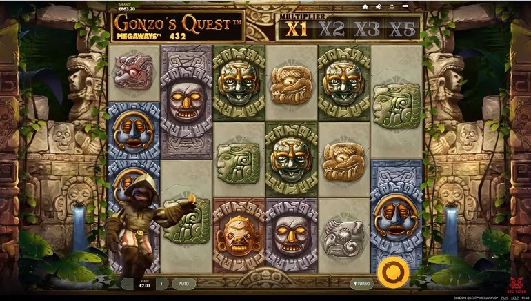 Gonzo's Quest Megaways Slot Coming This Month